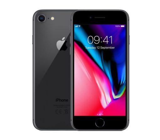 Begagnad iPhone 8 64GB Svart