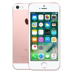 Begagnad iPhone SE 16GB Rosa i toppskick
