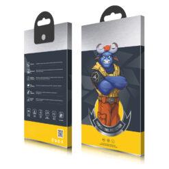 Bulls Premium 5D Skärmskydd iPhone 7 Plus / 8 Plus - Svart