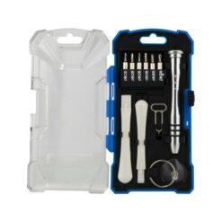 Deltaco Smartphone Reparationsverktygssats, 17 st