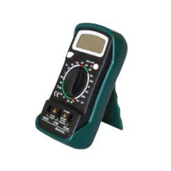 Digital Multimätare för Ohm, Volt, Amp