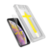 Easy App Premium Skärmskydd iPhone 11 Pro/XS/X - Transparent