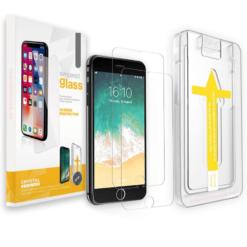 Easy App Skärmskydd För Plus-modeller av iPhone 6/6S/7/8 Premium – Transparent