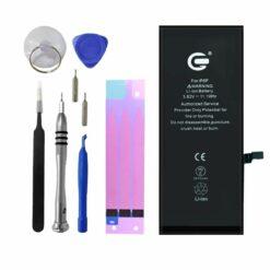 Komplett Kit för iPhone 6 Plus Batteribyte
