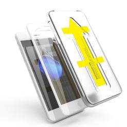 Easy App Skärmskydd iPhone 7 / 8 (Vit)