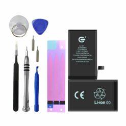 Komplett Kit för iPhone X Batteribyte