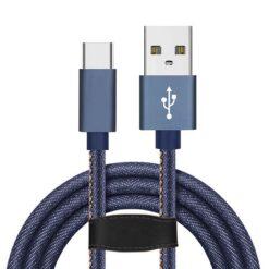Micro-USB kabel Kompatibel med de Flesta Smarttelefonerna