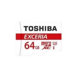 Toshiba minneskort 64GB microSDXC Class 10 UHS-3 90MB/s