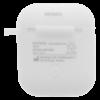 Silikonskal för Apple Airpods - Vit