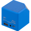 STREETZ Bluetooth-högtalare 2.1 + EDR, Blå