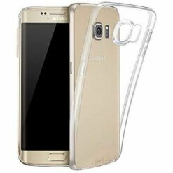 Samsung Galaxy S7 Edge Ultra-Thin Transparent Silikon TPU-Skal