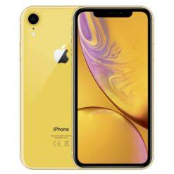 Begagnad iPhone XR 64GB Gul – Bra skick – Klass B