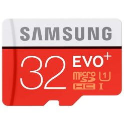 Samsung Evo Plus microSDHC 32GB Minneskort +Adapter