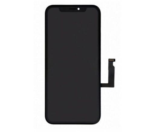 iPhone XR Skärm LCD Display Glas - Svart