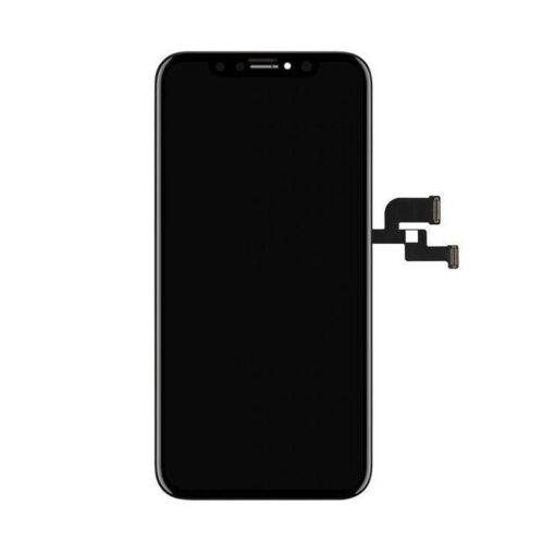 iPhone XS Max Skärm med LCD Display Glas- Svart- Högsta kvalité.