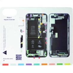 Magnetisk Skruvmatta till iPhone X