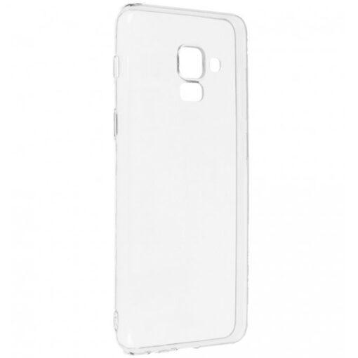 Samsung Galaxy A8 / A5 2018 TPU Skal - Transparent