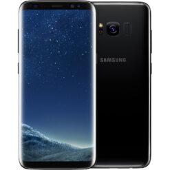 Rekonditionerad Samsung Galaxy S8 64GB Dual-SIM i Klass A - Svart
