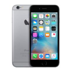 Begagnad iPhone 6 16GB Rymdgrå i Bra skick Klass B