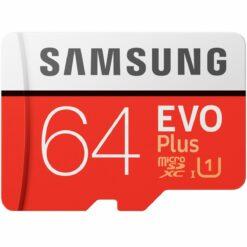 Samsung Minneskort Evo Plus 64GB microSDXC (2020)